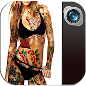 Tattoo Photo Editor Studio (1500+ Tattoo Designs)