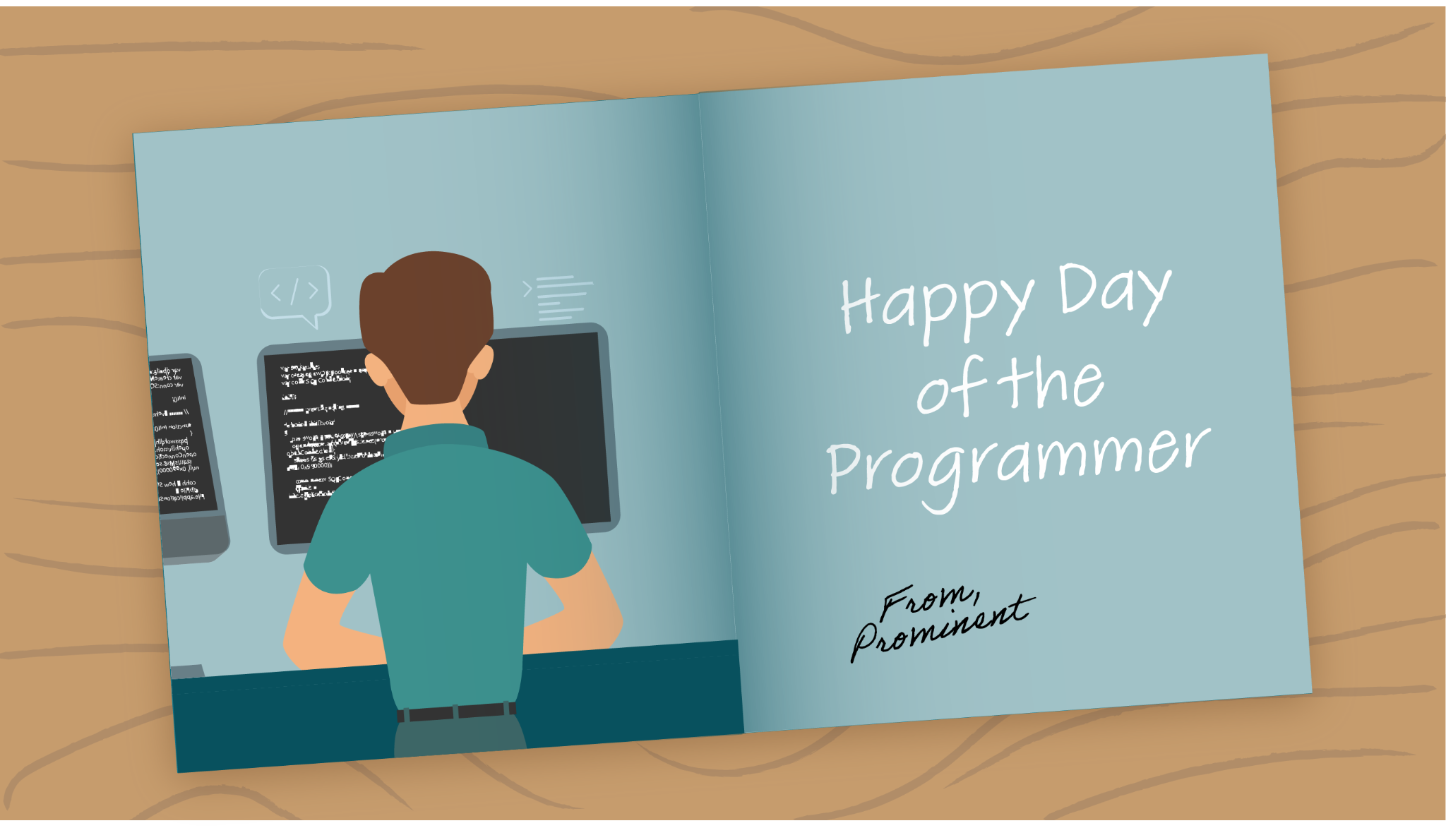 Happy Day of the Programmer from Prominent