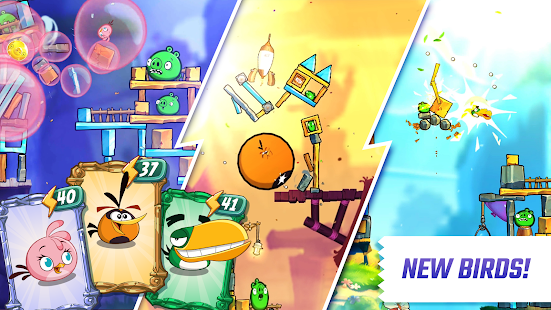 ApkMod1.Com Angry Birds 2 v2.24.1 APK MOD + Data Android Free Download Android Casual Game