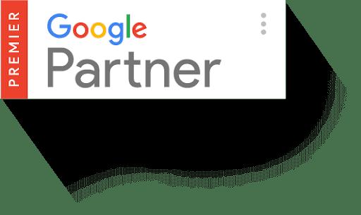 Google Partner-jelvény