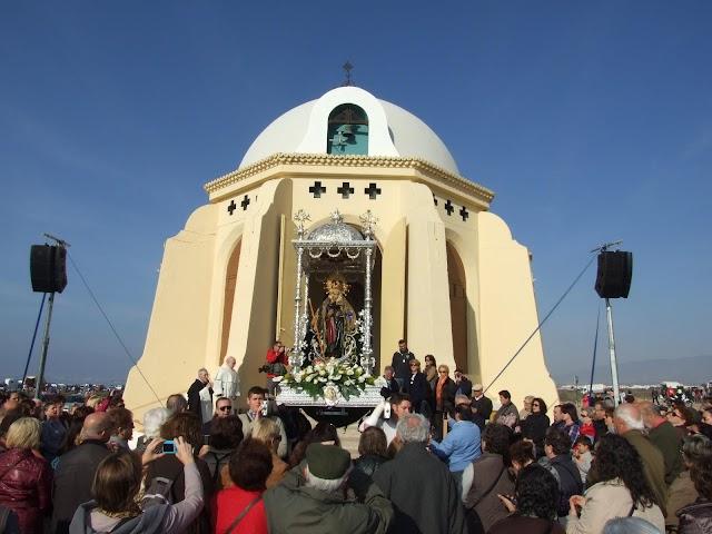 ¿Ocupará la imagen vicaria el altar mayor del Santuario?