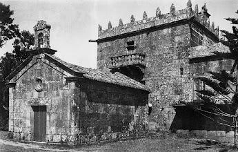 Photo: Capela do Pazo de Campolongo