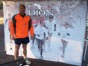 Photo: Bob Dion - sponsor of the 2013 USSSA Snowshoe Nationals in Bend, OR - March 15 to 17