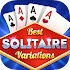 Solitaire - Play Classic Solitaire Free variations