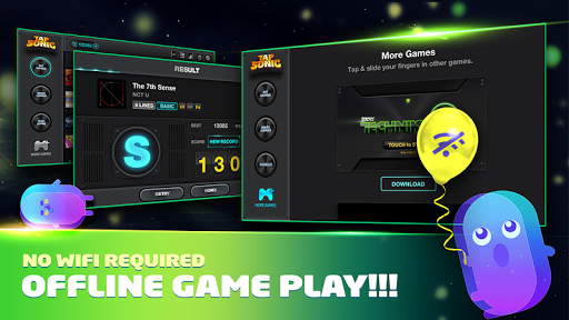 Free Music Game - TAPSONIC - screenshot