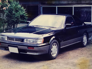 レパード GF31 過去車・平成2年式・XJのカスタム事例画像 はたのっちさんの2018年09月08日20:24の投稿