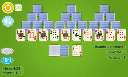 TriPeaks Solitaire Mobile  screenshots 5