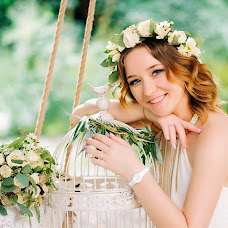 Fotógrafo de bodas Yuliya Krasovskaya (krasovska). Foto del 29.01.2018
