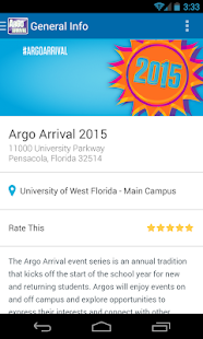 ArgoGuide: UWF- screenshot thumbnail