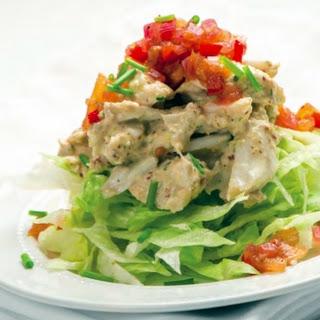 Crab Rémoulade Salad.