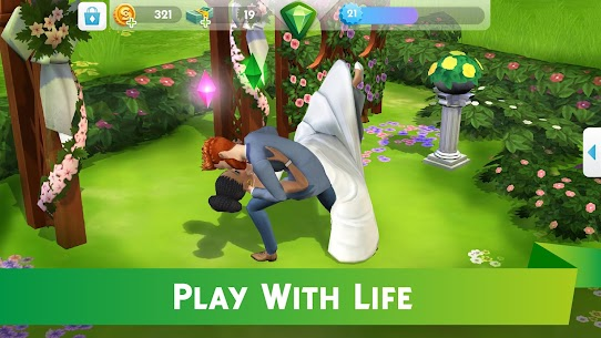 The Sims Mobile Mod Apk 24.0.0.104644 (Unlimited Money) 6