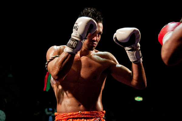 Muay Thai Fighter di Bullfrog76