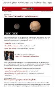 SPIEGEL ONLINE - News Screenshot 16