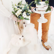 Wedding photographer Kristina Rozova (rozova). Photo of 23.01.2017