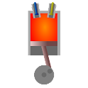Thermodynamics icon