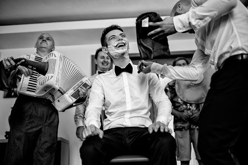Wedding photographer Vali Matei (matei). Photo of 15.09.2016
