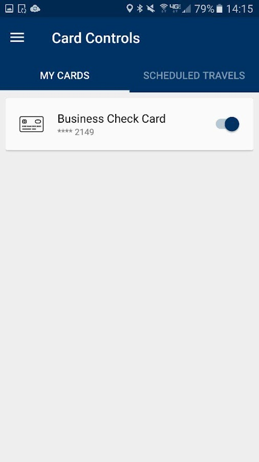 My CMCU Mobile Banking- screenshot