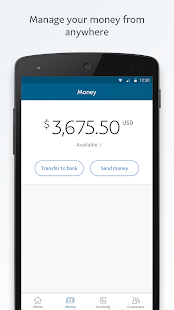 PayPal Business- screenshot thumbnail