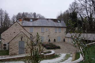 Photo: Le moulin Coleau près de Bonnelles