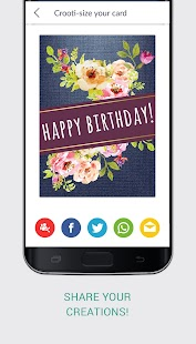 Crooti - Custom and Warm Greeting Cards- screenshot thumbnail
