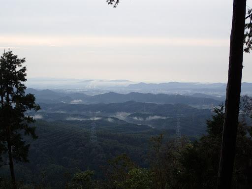 山頂からの展望2(南側)