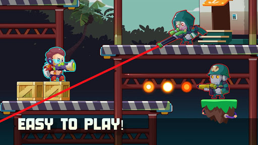 Metal Shooter: Run and Gun screenshot 20