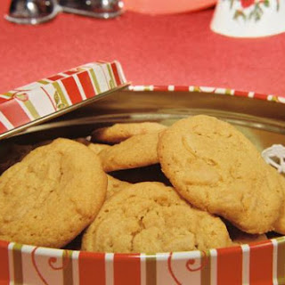 Baileys Caramel Liqueur And Butterscotch Cookies