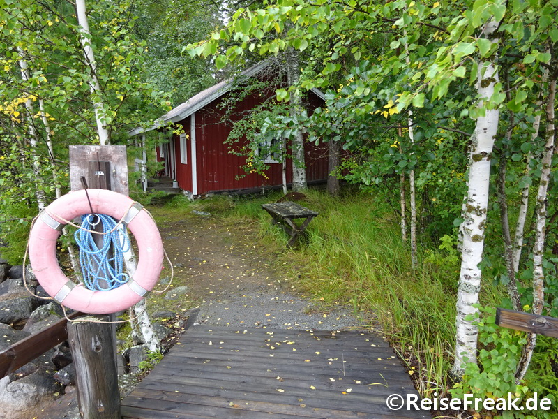 Entspannung pur in Finnland: Entschleunigung zwischen 1.000 Seen ...