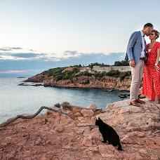 Vestuvių fotografas Darya Sokolova (darya). Nuotrauka 14.08.2019