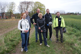 Photo: Laura Hay, Jørgen Bak, Morten Sejersen, Lykke Friis, Claus Nickelsen, Kim Gulvad Svendsen i Fløjstrup