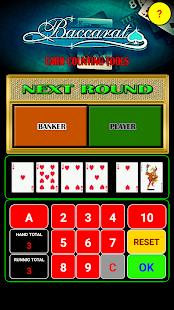 BACARRAT CARD COUNTING - náhled
