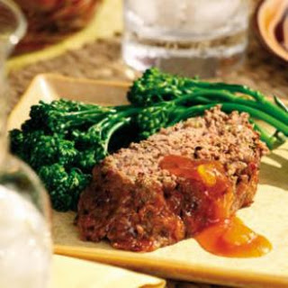 Black Rice Curried Meatloaf