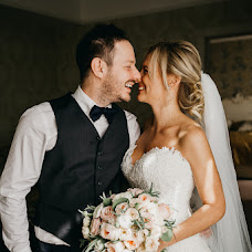 Свадебный фотограф Лидия Сидорова (kroshkaliliboo). Фотография от 31.10.2018