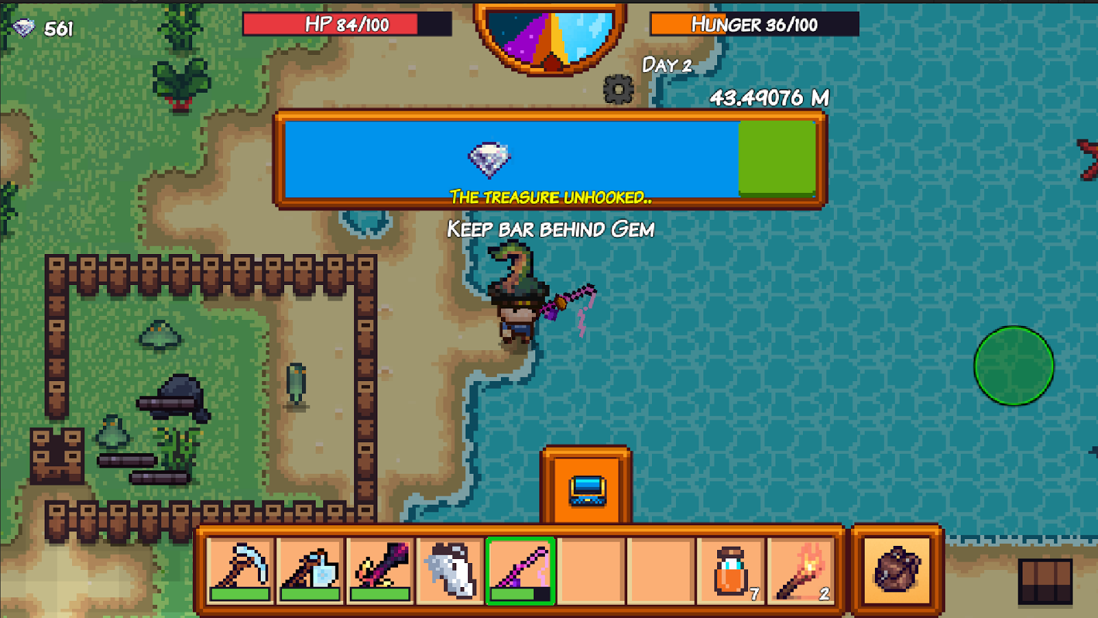 Treasure Island Craft Store