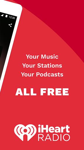 iHeartRadio: Radio, Podcasts & Music On Demand Apk 2