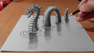 TOP 3D Pencil Drawing - screenshot thumbnail 03