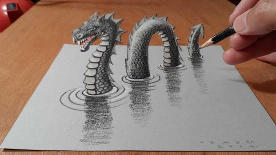 google 3d drawings