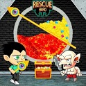 Hero Rescue - How to Loot - Pull Pin icon