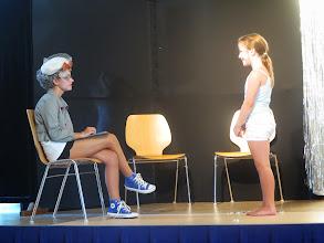 Photo: So ein Theater - mit face.time - Foto. M. Celeda