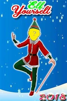 2018 elfyourself free dance app for christmas poster - Christmas Elf Dance App
