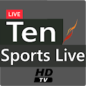 Ten sports live Tv | Tensports live icon