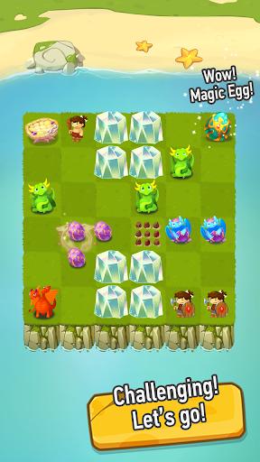 Dragon Evolution Match & Merge screenshot 4