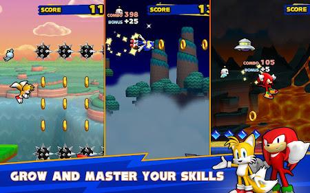 Sonic Runners 1.1.4 screenshot 166629