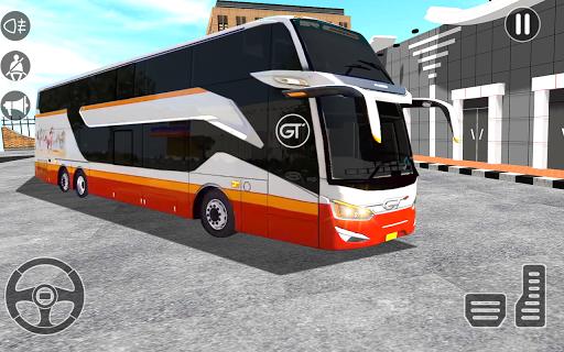 Real Bus Parking: Parking Games 2020 apkslow screenshots 6