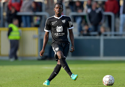 Ibrahim Diallo arrête sa carrière mais reste au KAS Eupen