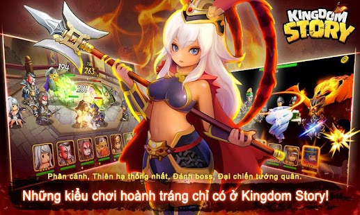 Kingdom Story: Tam Quốc Tướng