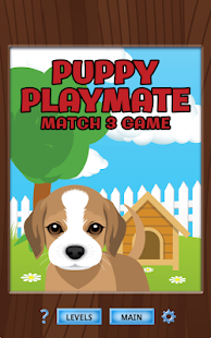 Puppy Playmate Match 3 Free- screenshot thumbnail