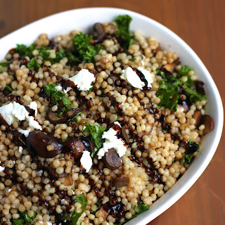 Mushroom Couscous Recipes