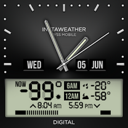 QnA VBage ByssWeather for Wear OS v3.0.4.4