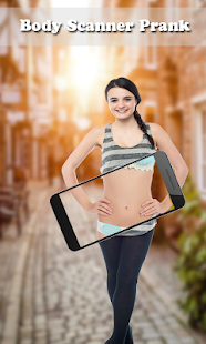 Download Audrey New Body Scanner - Cloth remover Prank App For PC